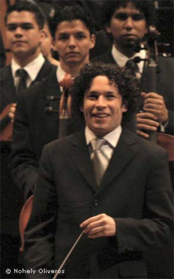 Gustavo Dudamel, Der Papst wird 80: Prominentes Festkonzert im Vatikan