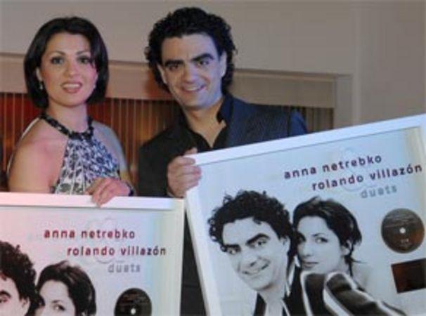 Rolando Villazón, Gold für Anna und Rolando