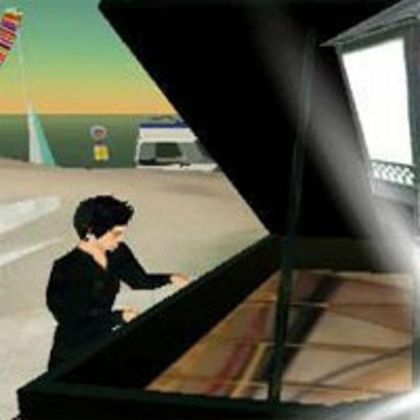 Lang Lang, 20.000 hörten Lang Lang im Second Life