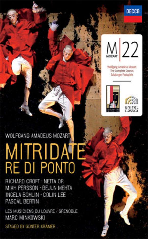 Kamerapreis für Mitridate - Re di Ponto