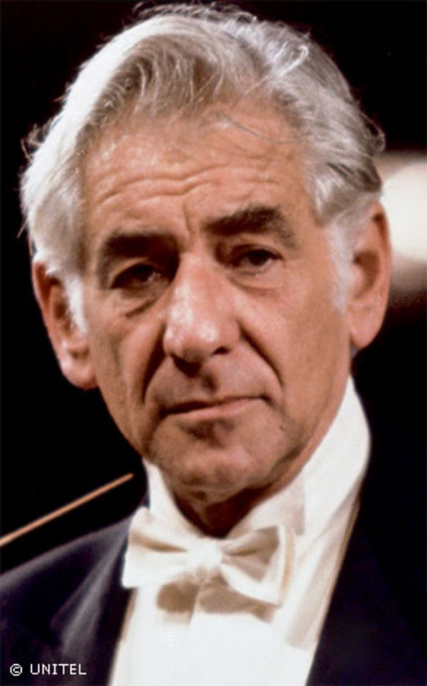 Leonard Bernstein, Kraft der Begeisterung