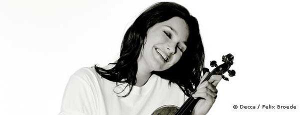 Janine Jansen, Ein junger und vitaler Bach