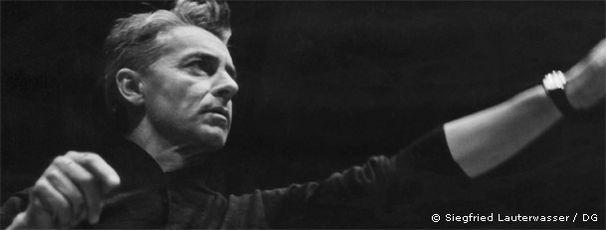 Herbert von Karajan, Das Genie am Pult