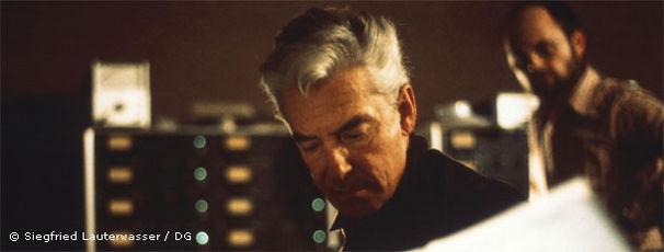 Herbert von Karajan, Karajan als Download