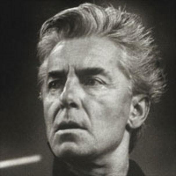 Herbert von Karajan, Karjan bei iTunes