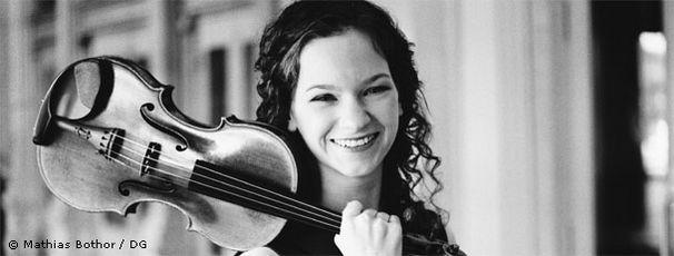 Hilary Hahn, Hohe Kunst - Hilary Hahn spielt Schoenberg und Sibelius