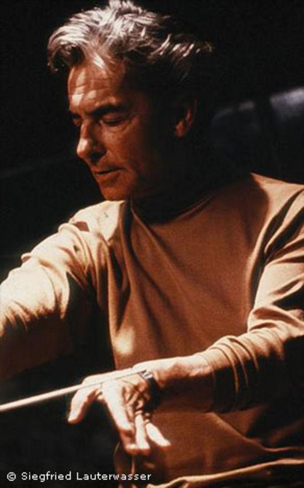 Herbert von Karajan, Wiener Jahre