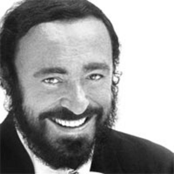 Luciano Pavarotti, Starkes Stück!