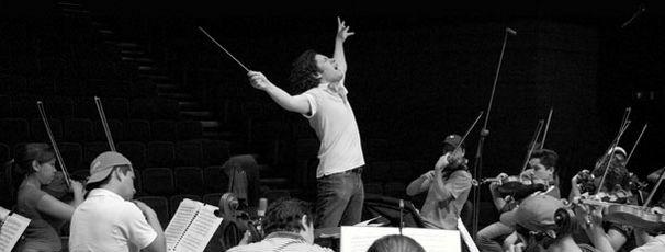 Gustavo Dudamel, Dudamel on TV