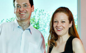 Carolin Widmann, Robert Schumanns Violinsonaten live in der Yellow Lounge