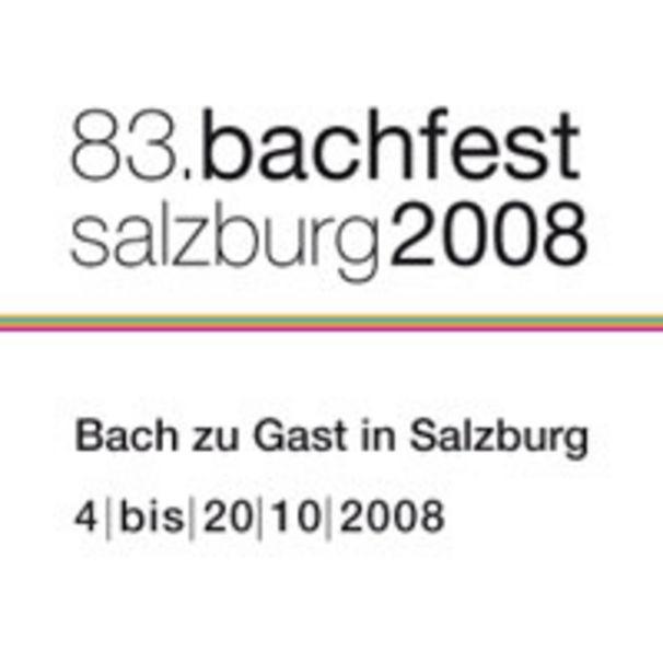 Bach in Salzburg