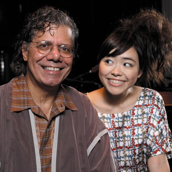 Chick Corea & Hiromi Uehara ©Universal Music Group