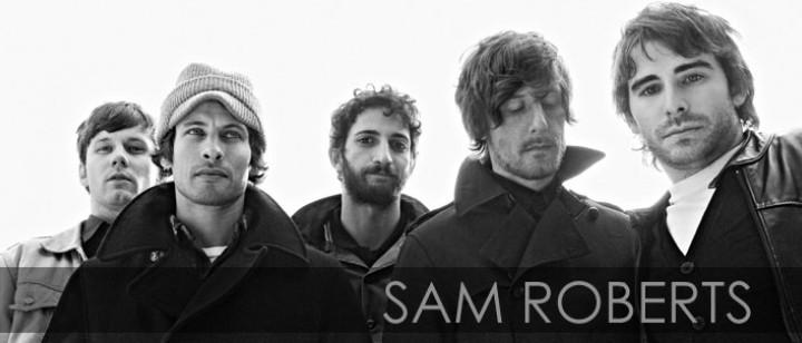 Sam Roberts Eyecatcher