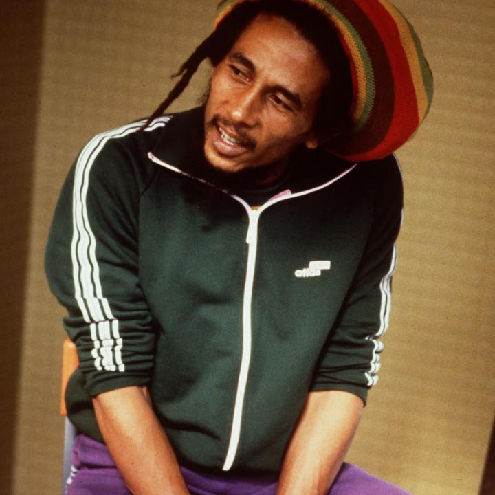 Bob Marley—Pressebilder 2005