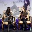 Miley Cyrus Pressekonferenz 2