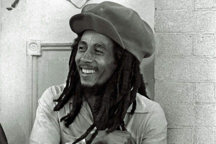 Bob Marley - Pressefotos 2006