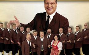 Ernst Hutter & Die Egerländer Musikanten, Die sensationelle Premiere – Live / Das Open-Air Konzert