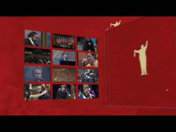 Best Of Pavarotti & Friends Trailer 15 Sekunden