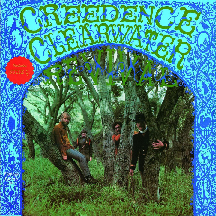 Creedence Clearwater Revival 0025218451222