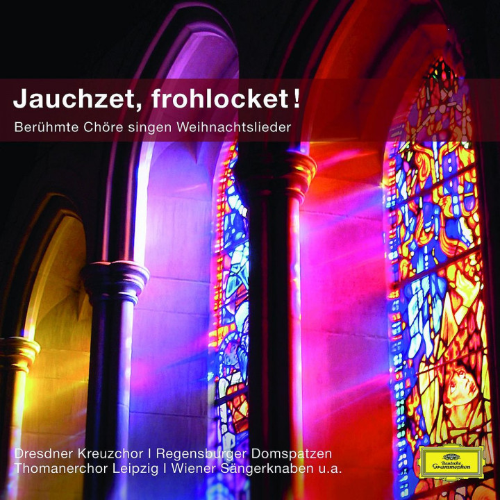 Jauchzet, frohlocket - Berühmte Chöre singen Weihnachtslieder 0028948010660