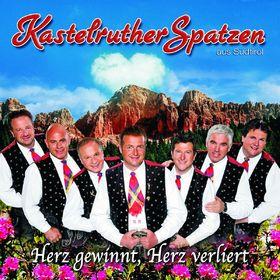 Kastelruther Spatzen, Herz gewinnt - Herz verliert, 00602517635678