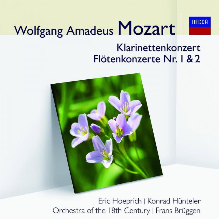 Klarinettenkonzert & Flötenkonzerte Nr. 1&2 0028948001804