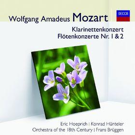 Audior, Klarinettenkonzert & Flötenkonzerte Nr. 1&2, 00028948001804