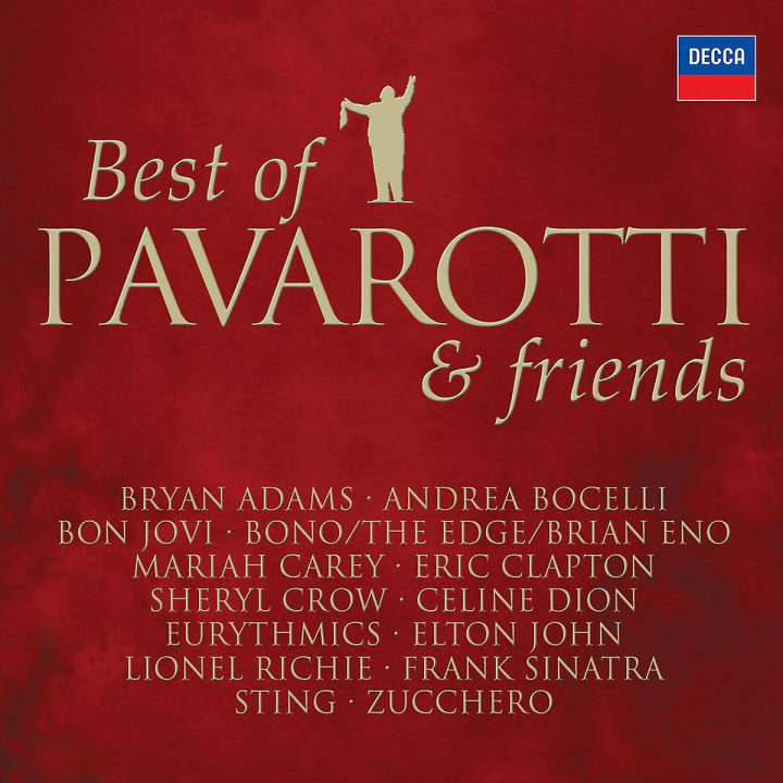 Pavarotti - The Duets 0028947810995