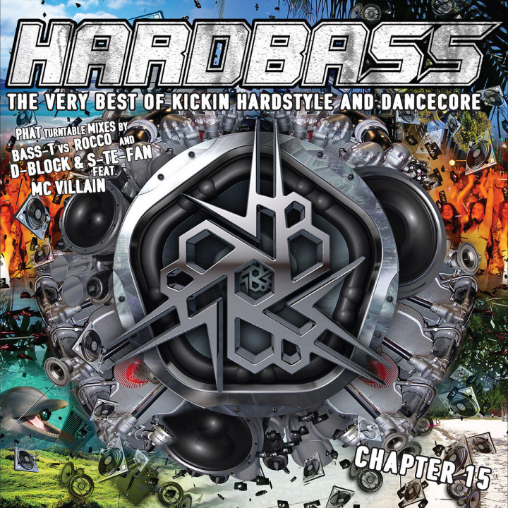 Hardbass Chapter 15 0600753121283