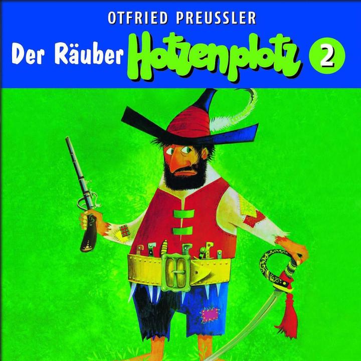02: Der Räuber Hotzenplotz (Neuproduktion) 0602517674509