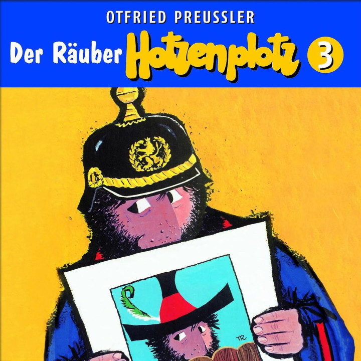 03: Der Räuber Hotzenplotz (Neuproduktion) 0602517674523