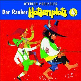 Otfried Preußler, Der Räuber Hotzenplotz (4), 00602517674547