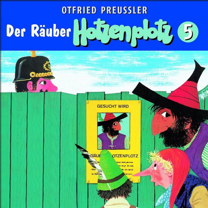 05: Der Räuber Hotzenplotz (Neuproduktion) 0602517674561