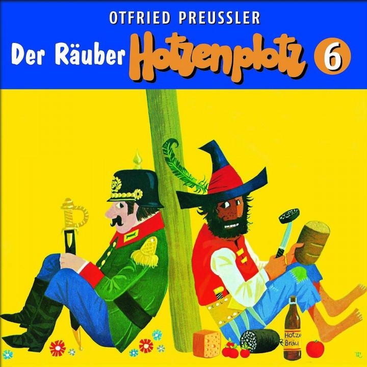 06: Der Räuber Hotzenplotz (Neuproduktion) 0602517674585