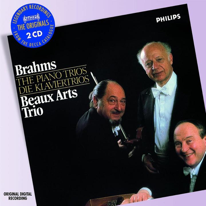 Brahms: Piano Trios 0028947803386