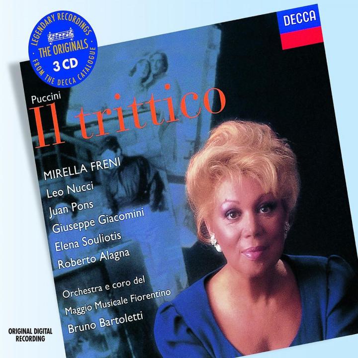 Puccini: Il Trittico 0028947803416