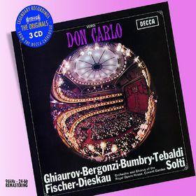 The Originals, Verdi: Don Carlo, 00028947803454
