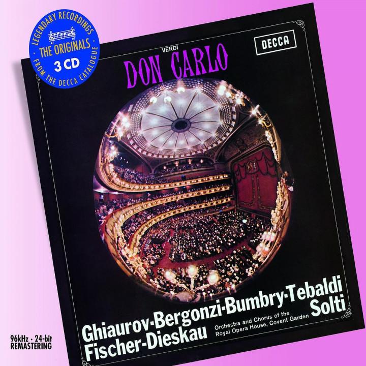 Verdi: Don Carlo 0028947803454