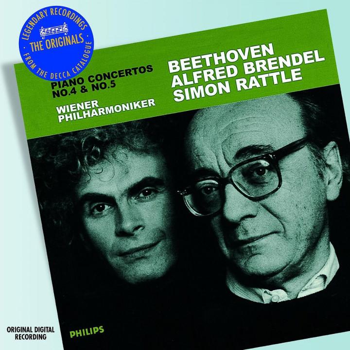 Beethoven: Piano Concertos Nos.4 & 5 0028947803492