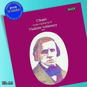Vladimir Ashkenazy, Chopin: Etudes, 00028947803508