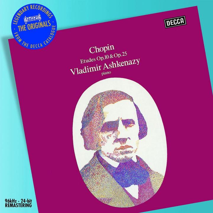 Chopin: Etudes 0028947803508