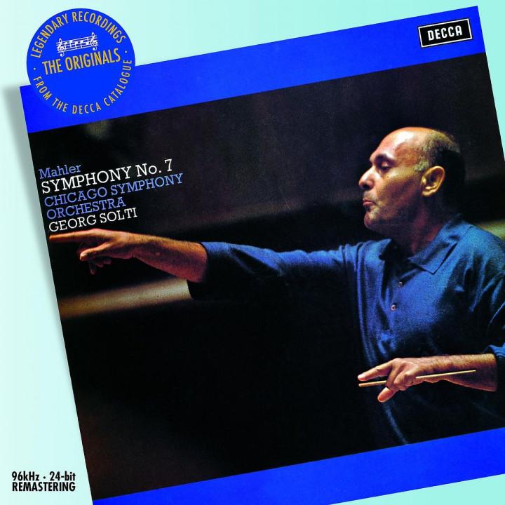 Mahler: Symphony No.7 0028947803515