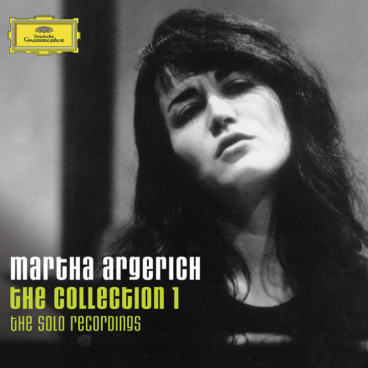 Martha Argerich - The Collection 1 0028947758709