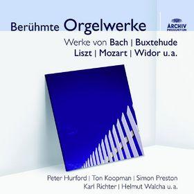 Audior, Berühmte Orgelwerke, 00028948001903
