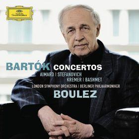 Pierre-Laurent Aimard, Bartok: Concertos, 00028947774402