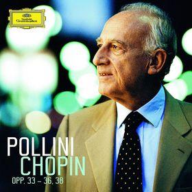 Maurizio Pollini, Chopin: Recital, 00028947776260