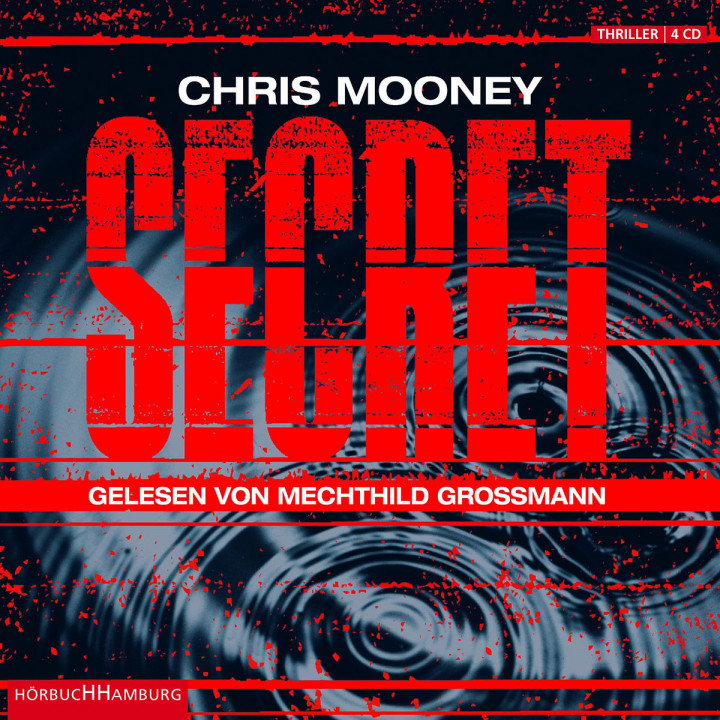 Chris Mooney: Secret 9783899036206