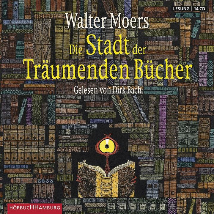 Walter Moers: Die Stadt der Träumenden Bücher 9783899038088