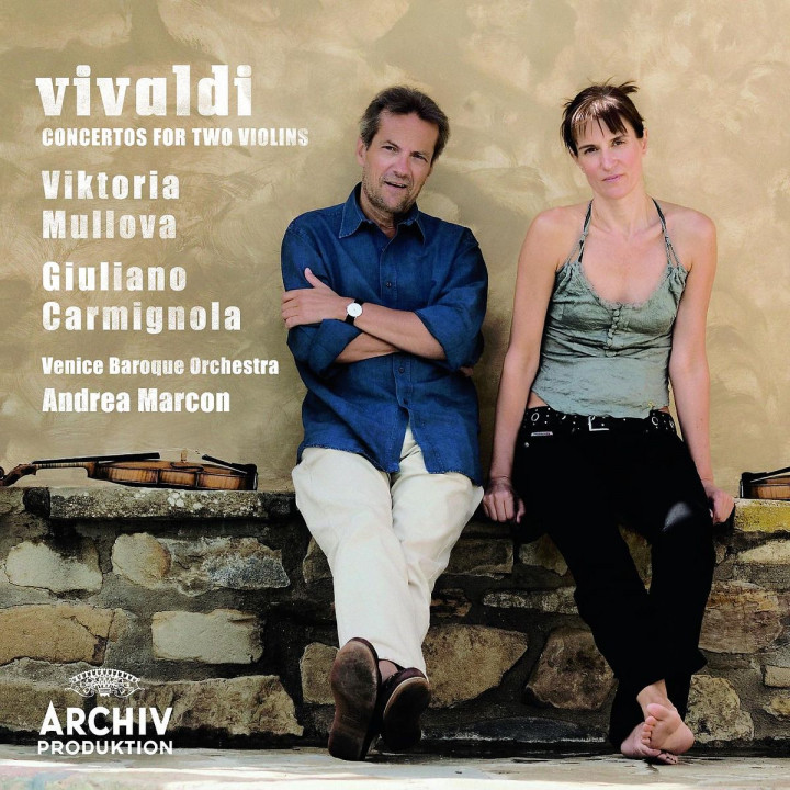 Vivaldi: Concertos for two Violins 0028947774662