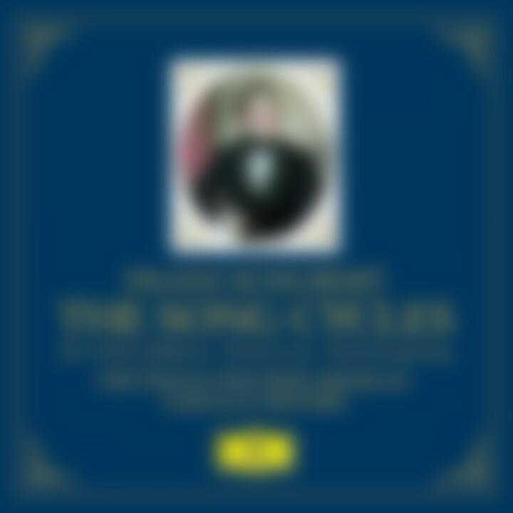 Schubert: The Song Cycles - Die schöne Müllerin, Winterreise & Schwanengesang 0028947779568